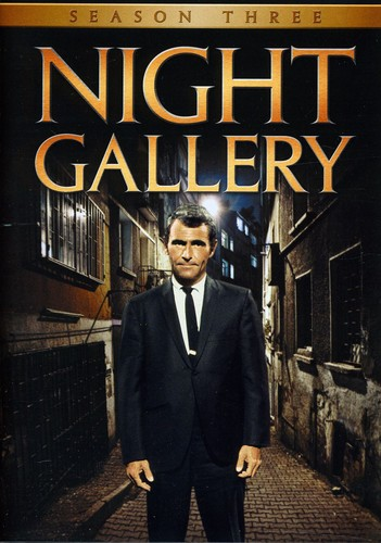 Night Gallery: Season Three [DVD]