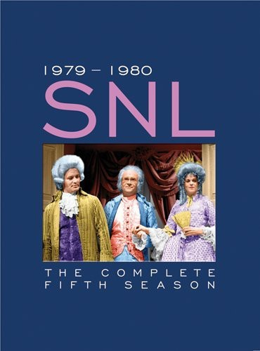 Saturday Night Live: The Complete Fifth Season [DVD]