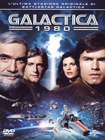 Galactica 1980: The Complete Series [DVD]