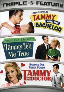 Tammy and the Bachelor / Tammy Tell Me True / Tammy and the Doctor Triple Feature [DVD]