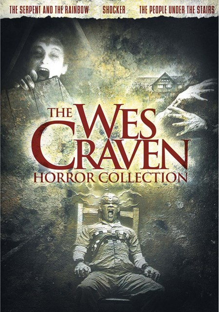 The Wes Craven Horror Collection [DVD]