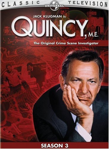 Quincy, M.E.: Season 3 [DVD]