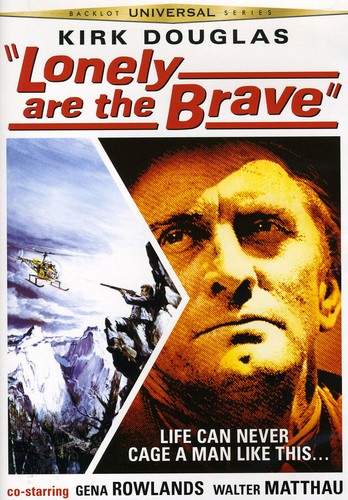 Lonely Are the Brave [DVD]