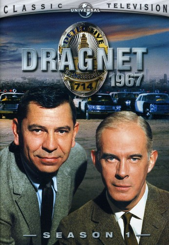 Dragnet 1967: Season 1 [DVD]