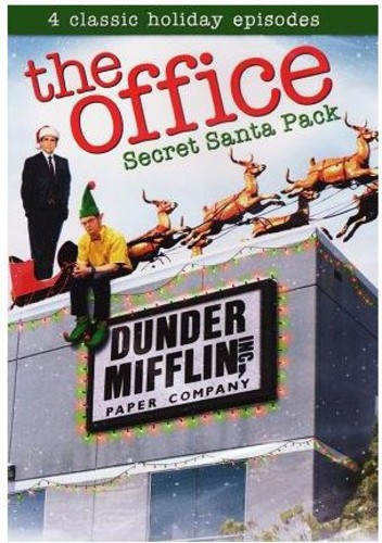 The Office: Secret Santa Pack [DVD]