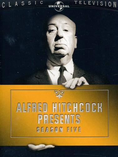 Alfred Hitchcock Presents: Season 5 [DVD]