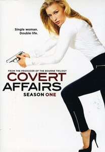 Covert Affairs: Season 1 [DVD]