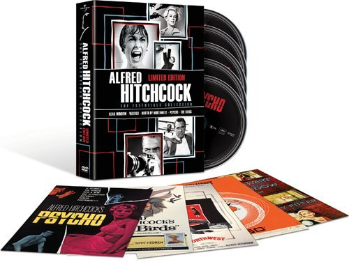 Alfred Hitchcock: The Essentials Collection (Limited Edition) [DVD]