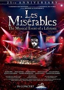 Les Miserables in Concert (25th Anniversary) [DVD]