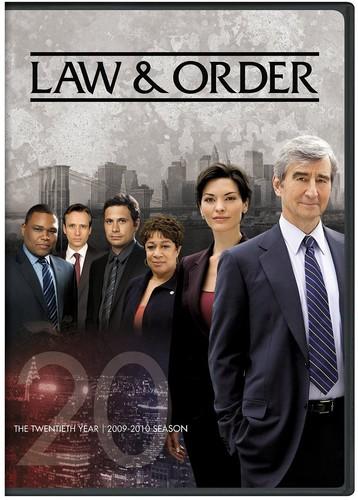 Law & Order: The Twentieth Year [DVD]