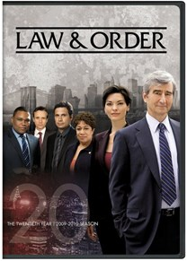 Law & Order: The Twentieth Year [DVD]