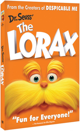 Dr. Seuss' The Lorax [DVD]