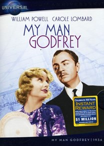 My Man Godfrey (1936) [DVD]