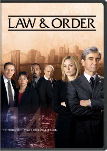 Law & Order: The Fourteenth Year [DVD]