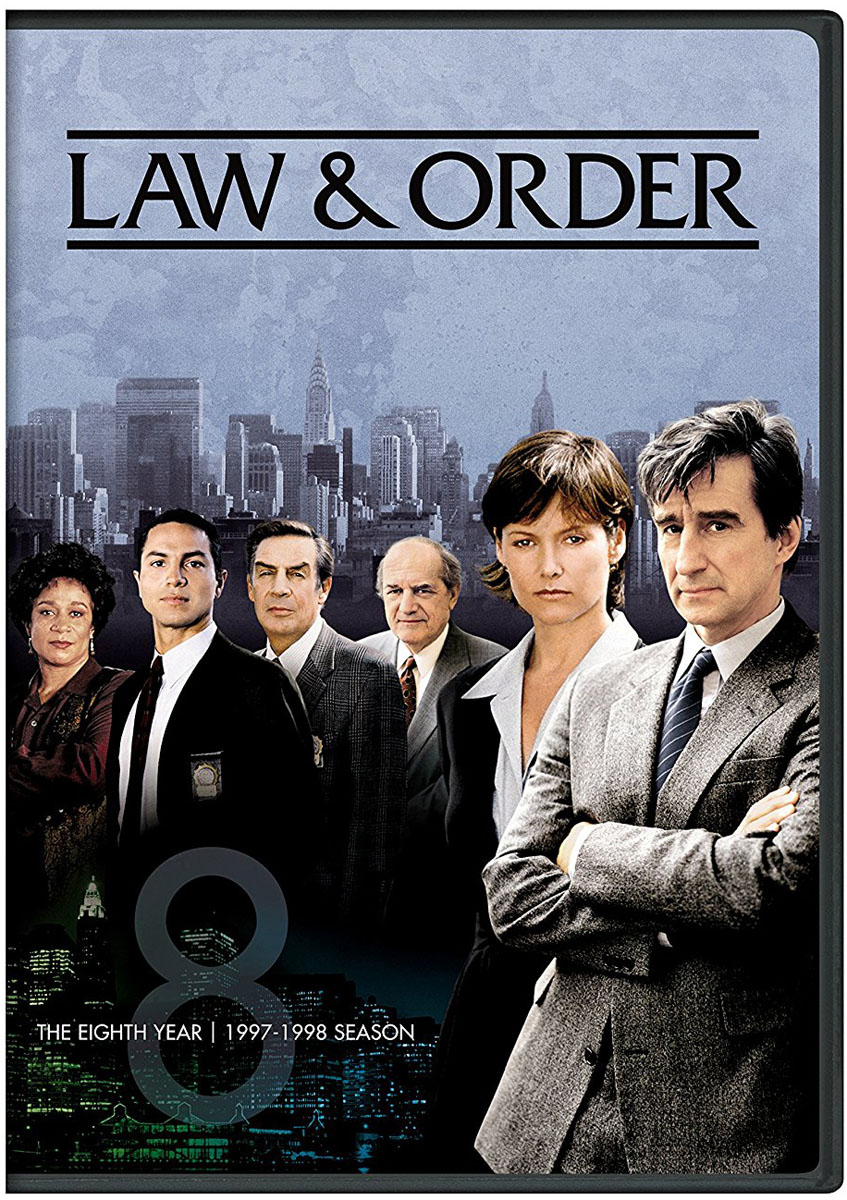 Law & Order: The Eighth Year [DVD]