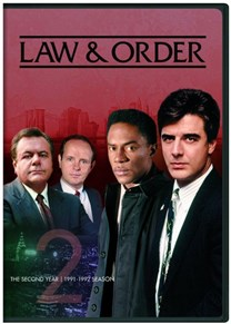 Law & Order: The Second Year [DVD]