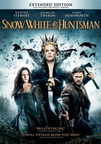 Snow White & the Huntsman (Extended Edition) [DVD]
