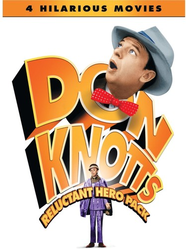 Don Knotts Reluctant Hero Pack [DVD]