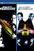 The Fast and the Furious / 2 Fast 2 Furious Double Feature [DVD]