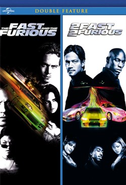 Fast & Furious Collection: 1 & 2 [DVD]