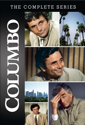 Columbo: The Complete Series [DVD]