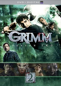 Grimm: Season Two (DVD + UltraViolet) [DVD]