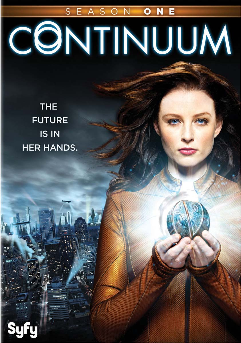 Continuum: Season One [DVD]