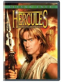 Hercules: The Legendary Journeys - Season Four (Box Set) [DVD]