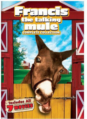 Francis the Talking Mule Complete Collection [DVD]