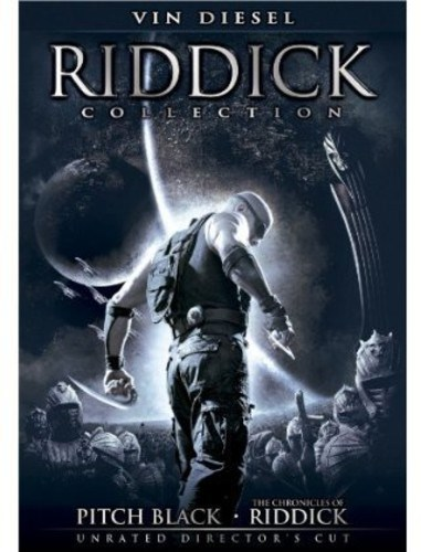Riddick Collection [DVD]