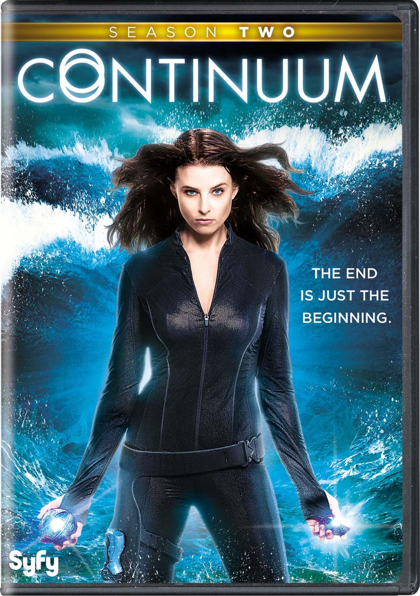 Continuum: Season Two [DVD]