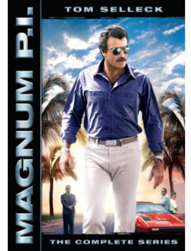 Magnum P.I.: The Complete Series [DVD]