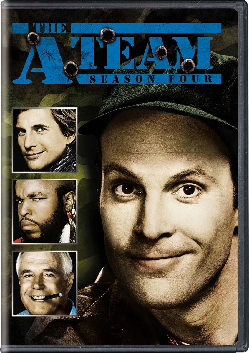 The A-Team: Season Four [DVD]