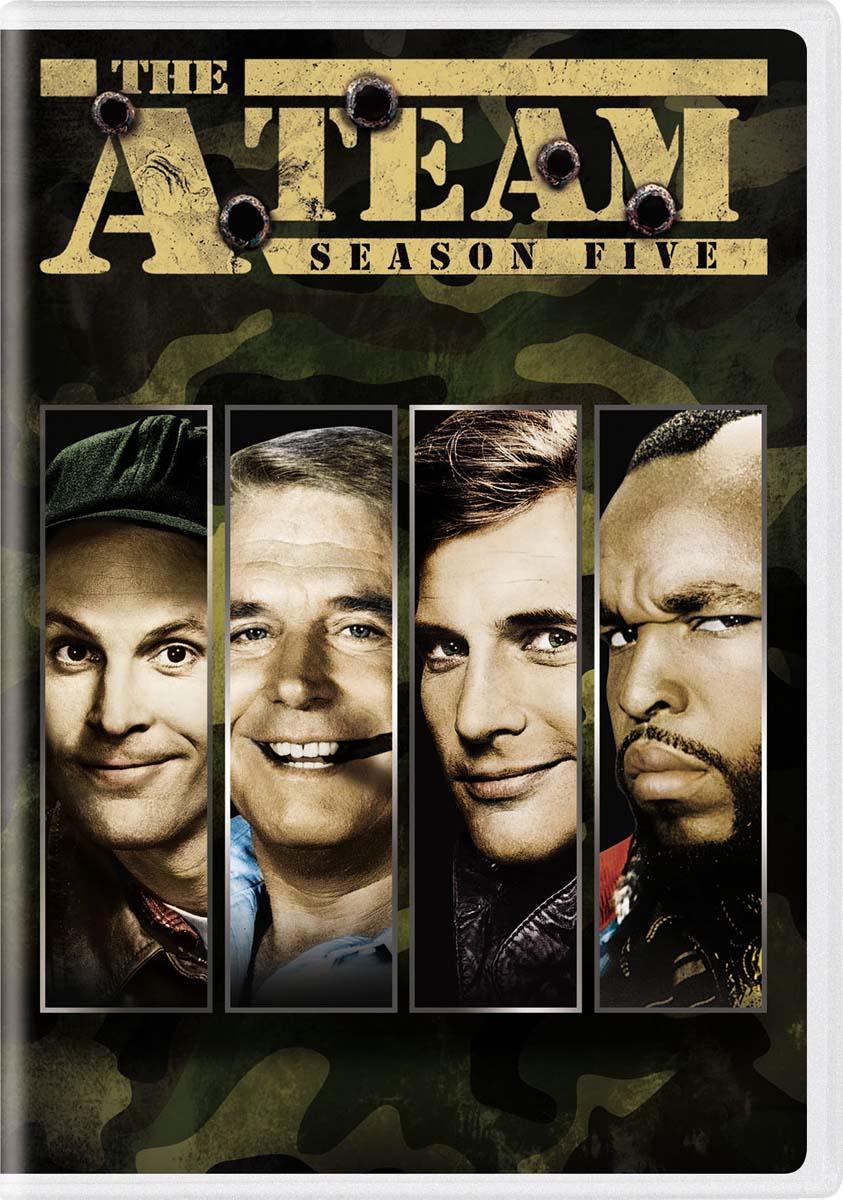 The A-Team: Season Five [DVD]