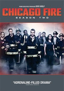 Chicago Fire: Season Two [DVD]
