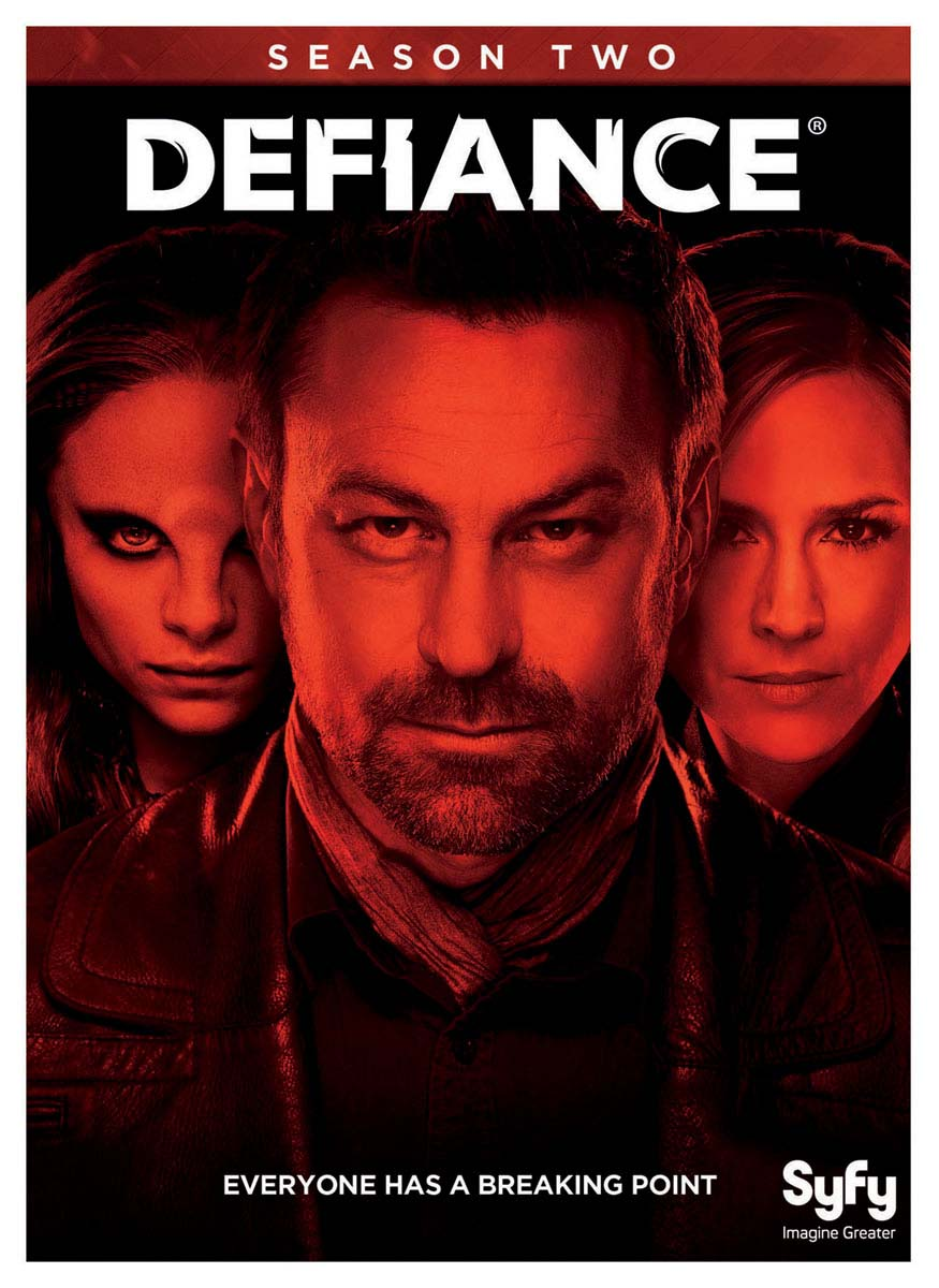 Defiance: Season Two [DVD]