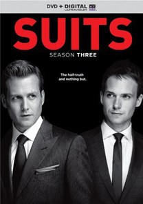 Suits: Season Three [DVD]