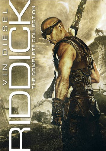 Riddick: The Complete Collection [DVD]