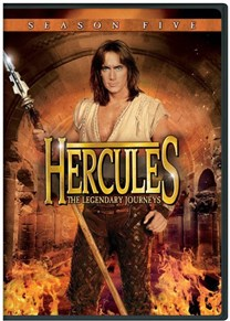 Hercules: The Legendary Journeys - Season Five [DVD]