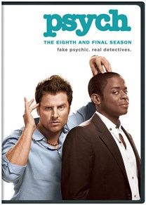 Psych: The Eighth and Final Season [DVD]