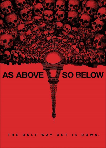 As Above, So Below [DVD]