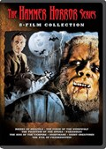 The Hammer Horror Series 8-Film Collection [DVD]