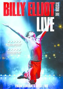 Billy Elliot: The Musical Live [DVD]