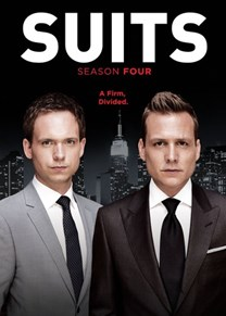 Suits: Season Four [DVD]
