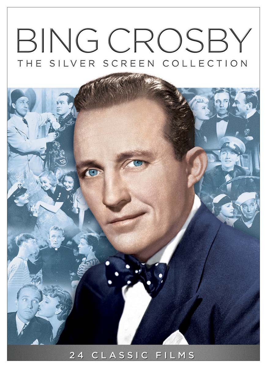 Bing Crosby: The Silver Screen Collection [DVD]