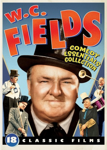 W.C. Fields Comedy Essentials Collection (18 Films) [DVD]