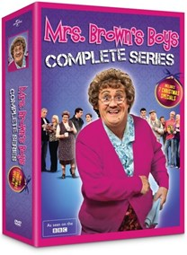 Mrs. Brown's Boys: Complete Series [DVD]