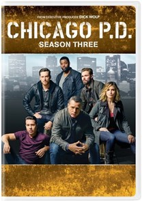 Chicago P.D.: Season Three [DVD]