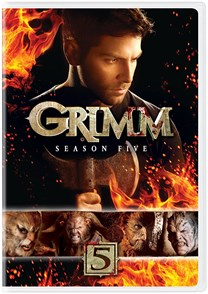 Grimm: Season Five [DVD]