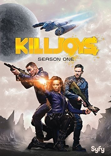 Killjoys: Season One [DVD]